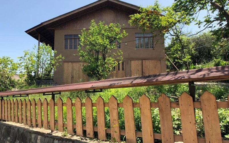 اقامتگاه بوم گردی وانکوه رامسر