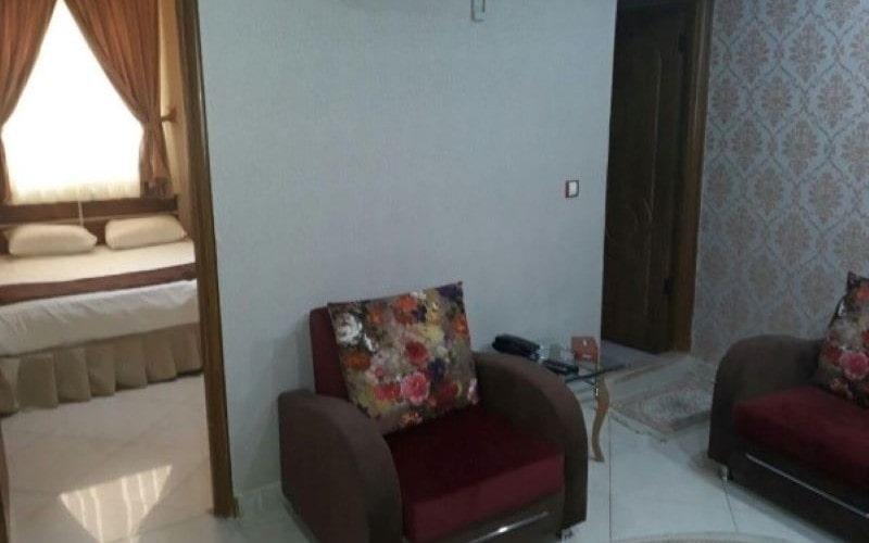 هتل آپارتمان برین ۱ مشهد