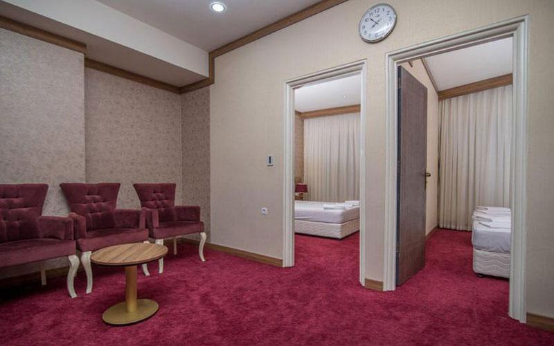 هتل راسپینا قم