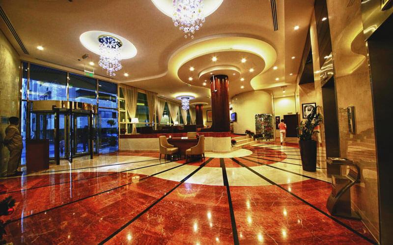 هتل لاوندر دبی