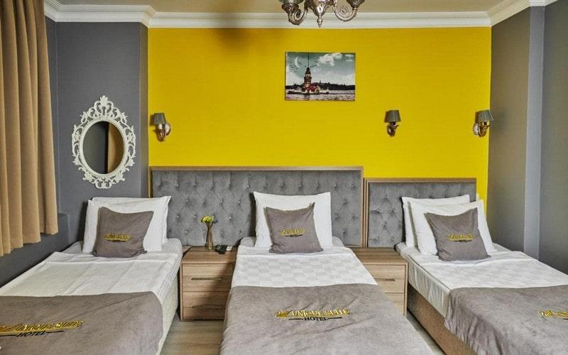 هتل Unique Suite Hotel Istanbul