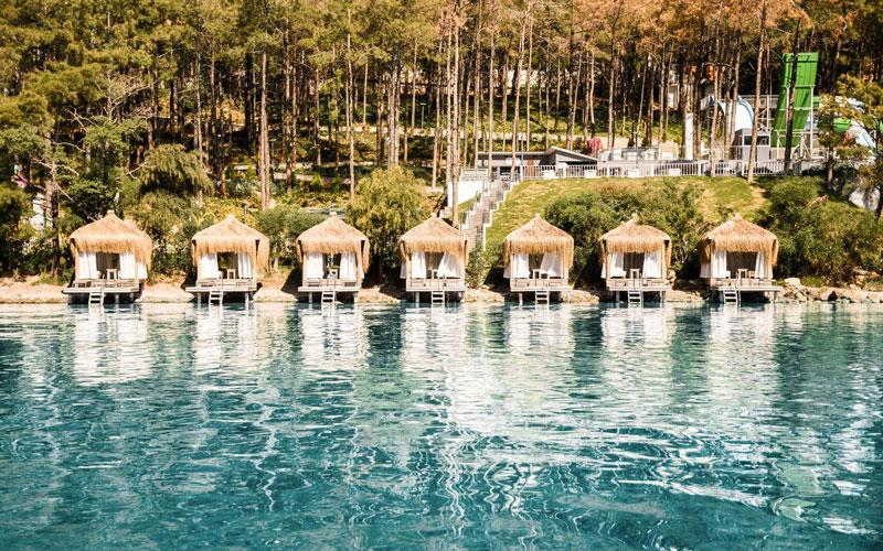 هتل سنتیدو اورکا لوتوس مارماریس