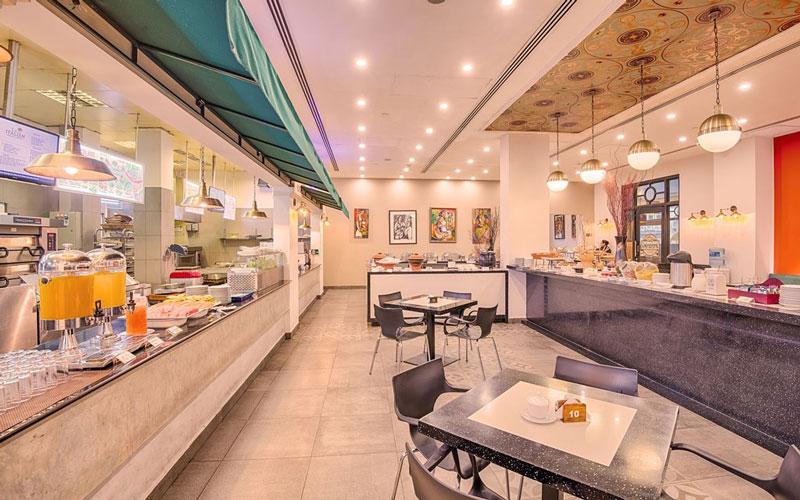 هتل فیروی کلمبو سریلانکا