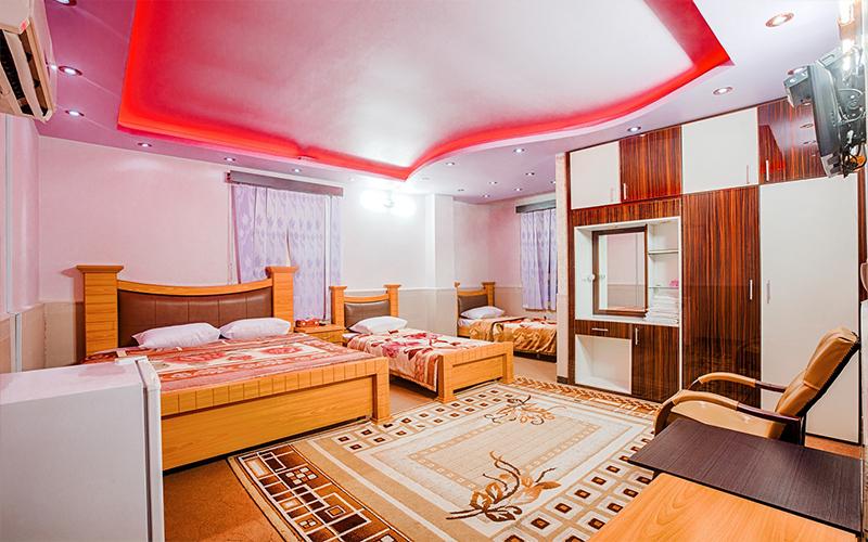 هتل آرمان درگهان قشم