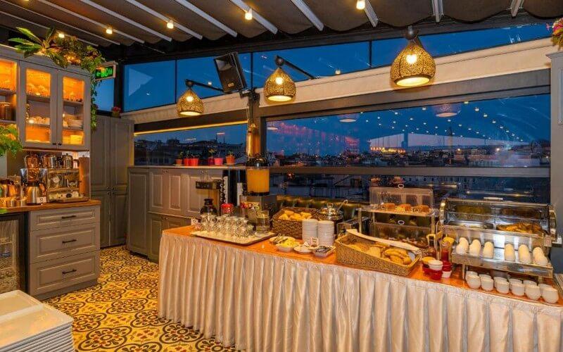 هتل Alpek Hotel Istanbul