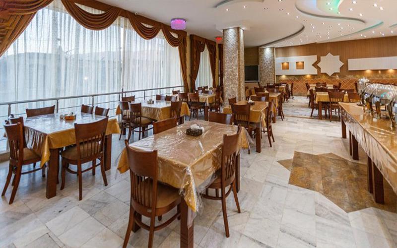 هتل آپارتمان شمس شیراز