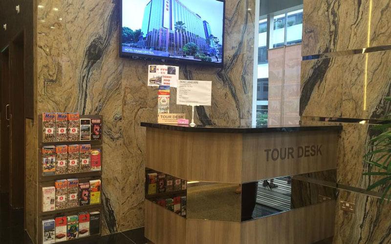 هتل گرند سنترال سنگاپور