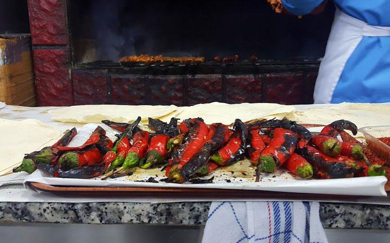 رستوران دورومجو راعیف اوستا استانبول