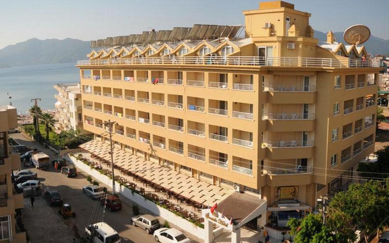 هتل مرت سی ساید مارماریس
