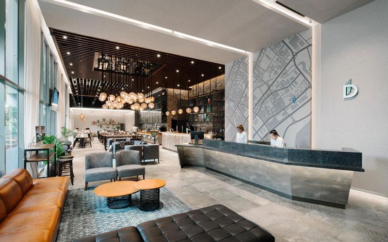 هتل Destination Singapore Beach Road