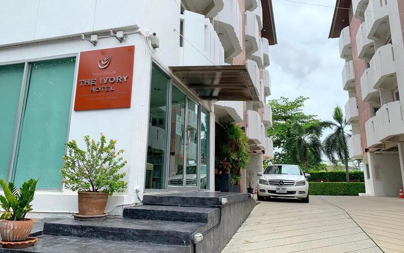 هتل The Ivory, Suvarnabhumi Airport Bangkok