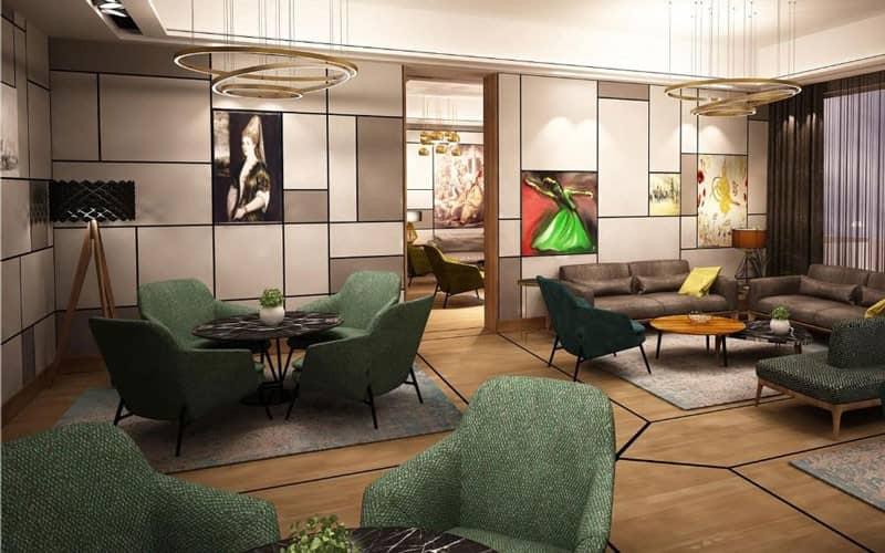 هتل Somerset Maslak Istanbul