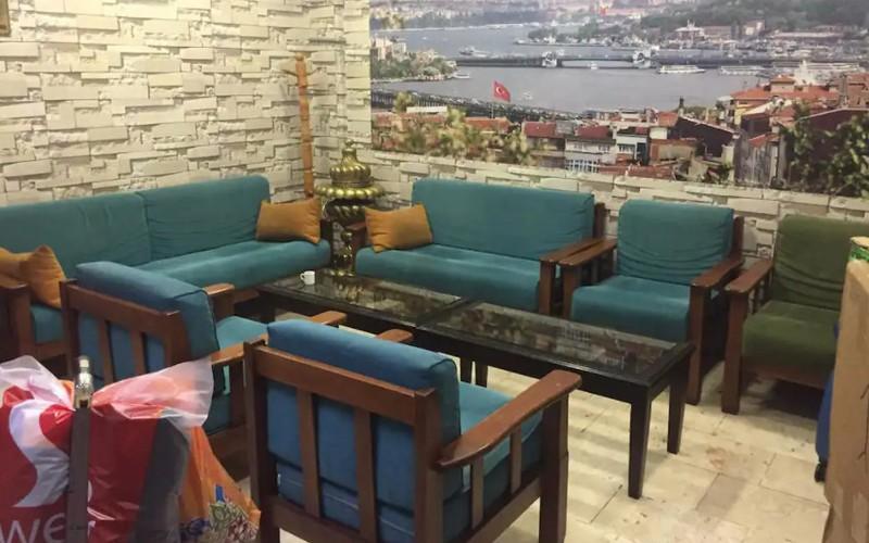 هتل Hotel Malkoc Istanbul