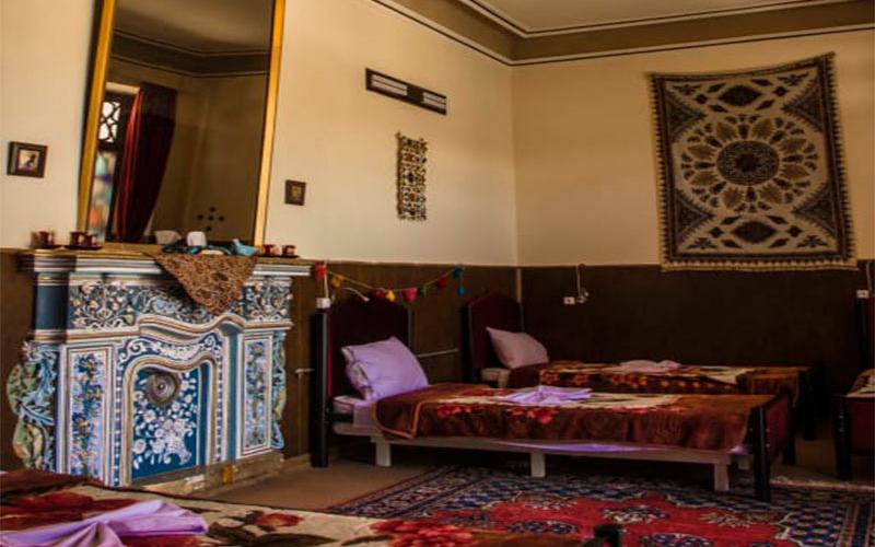 اقامتگاه بوم گردی نارگل اصفهان