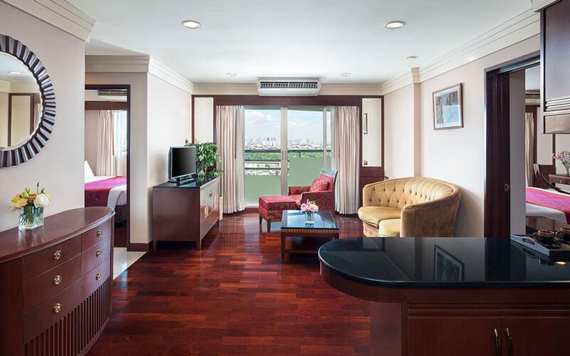 هتل پرینس پالاس بانکوک