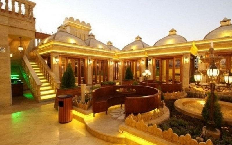هتل توحید نوین مشهد