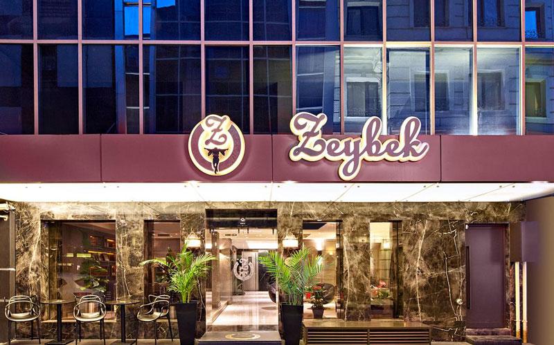 هتل The New Hotel Zeybek Izmir