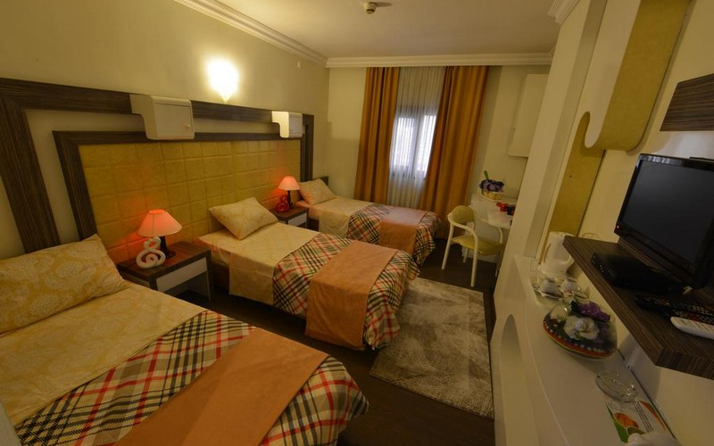 هتل Sevcan Hotel Airport Istanbul