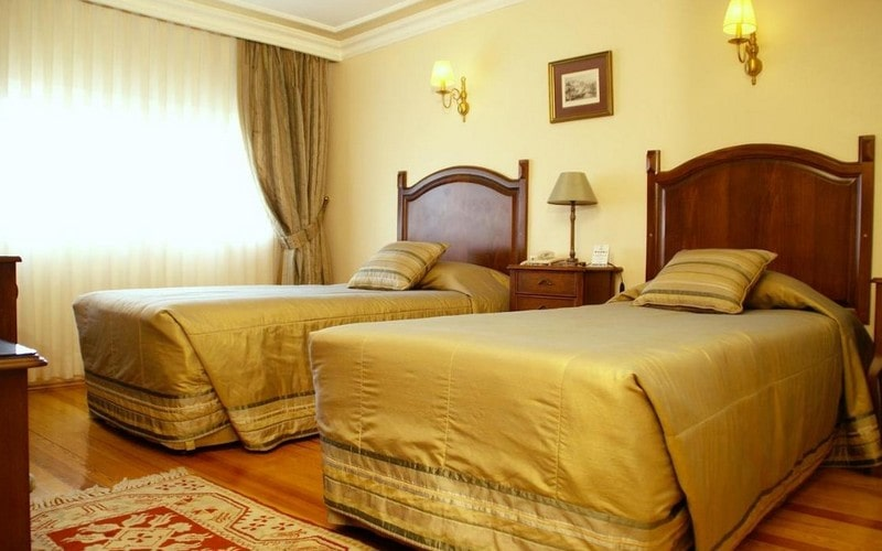 هتل Hotel Uyan Istanbul