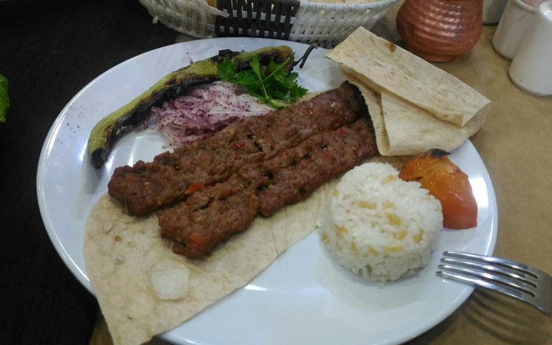 رستوران خلیل ابراهیم سفراسی وان