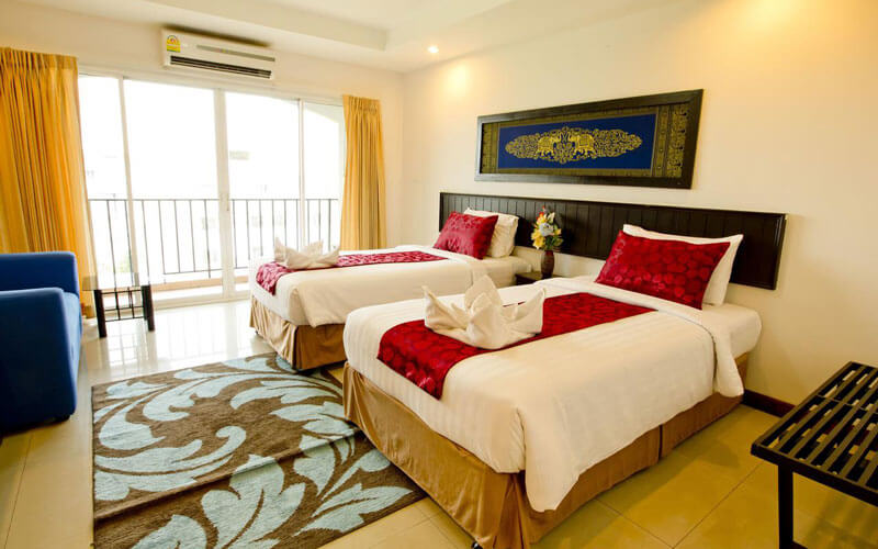 هتل سین سوارن ایرپورت سوئیت بانکوک