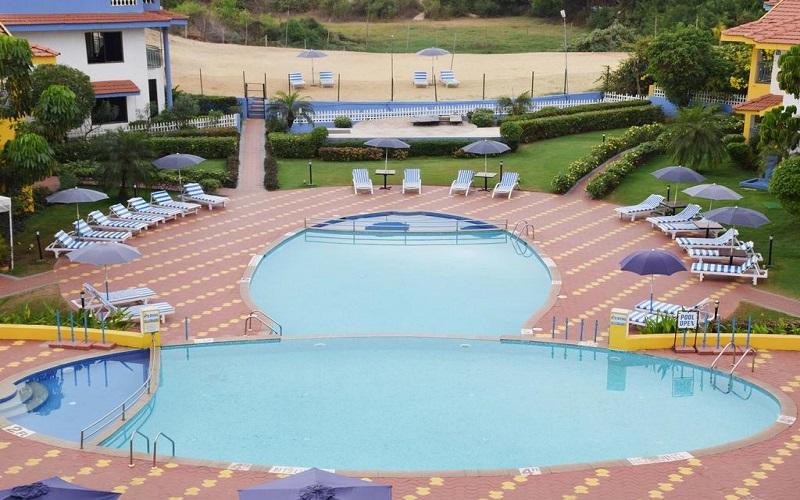 هتل بی واچ ریزورت گوا