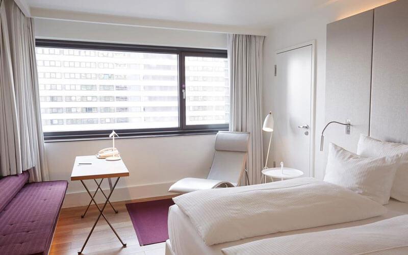 هتل اسكاندیك فرانكفورت موسومسوفر