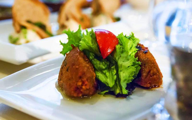 رستوران ساحراپ استانبول