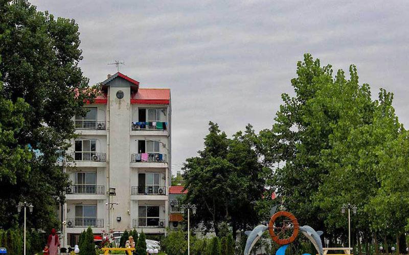 هتل آپارتمان مجتمع توریستی تهران بندرانزلی