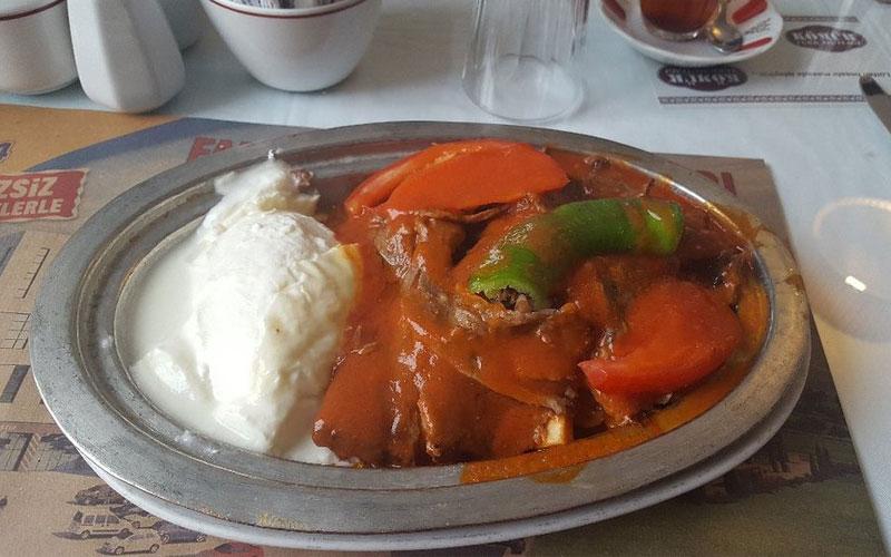 رستوران کومور استانبول