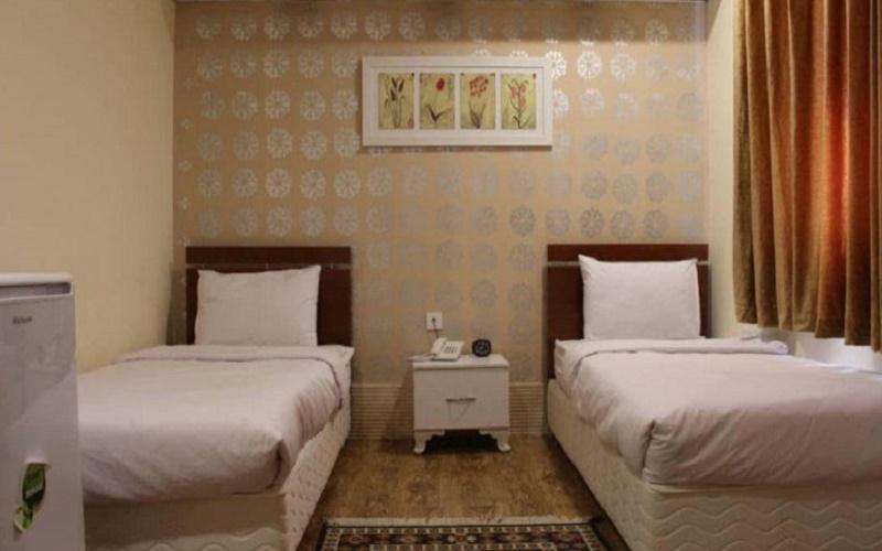 هتل آکراس سیرجان