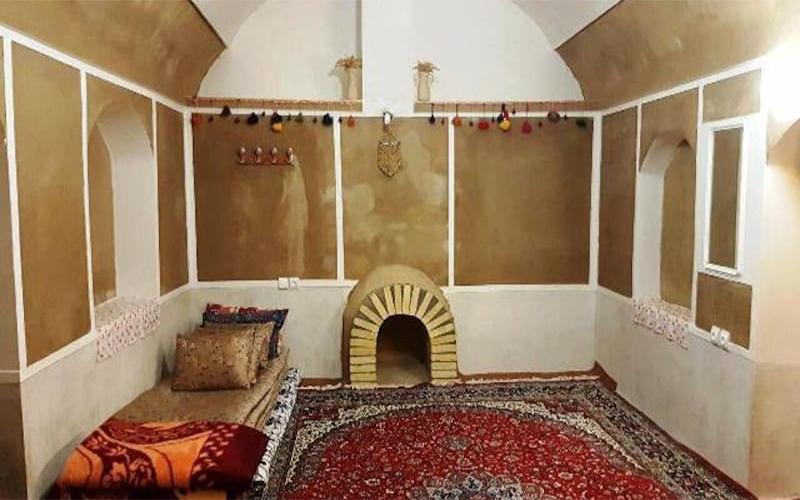 اقامتگاه بومگردی شنزار کویر مصر