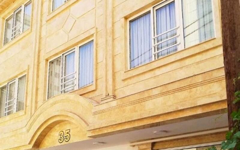 خانه مسافر عمارلو (هتل ۳۵) مشهد