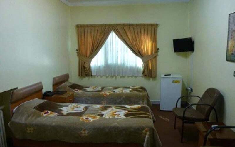 هتل پرستو تهران