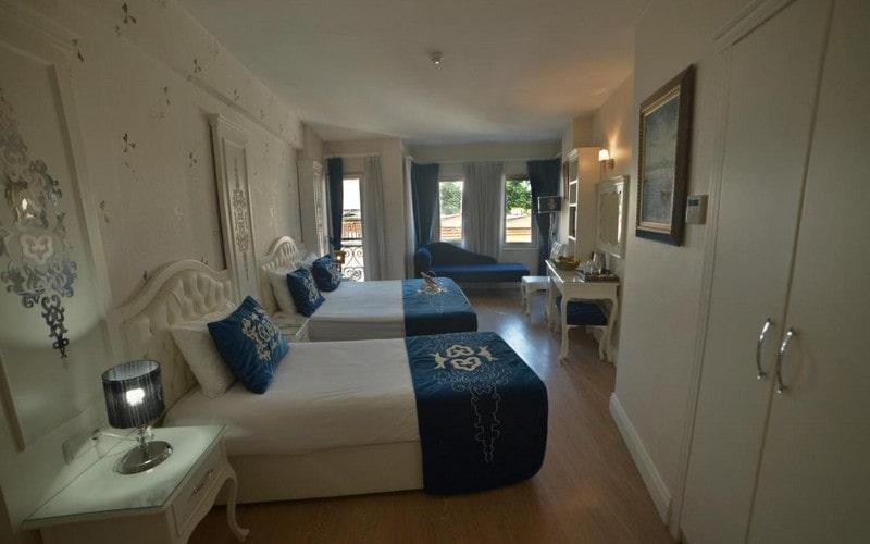 هتل Sarnic Hotel & Sarnic Premier Hotel Istanbul