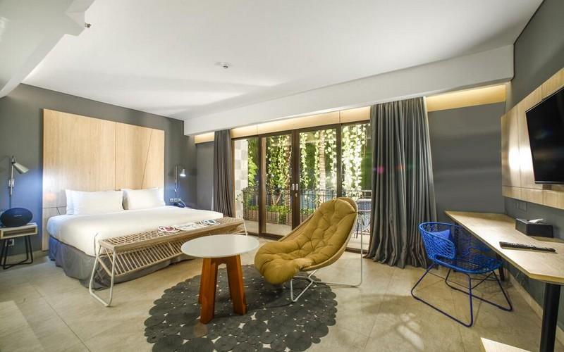هتل Sol House Bali Legian by Melia Hotels International