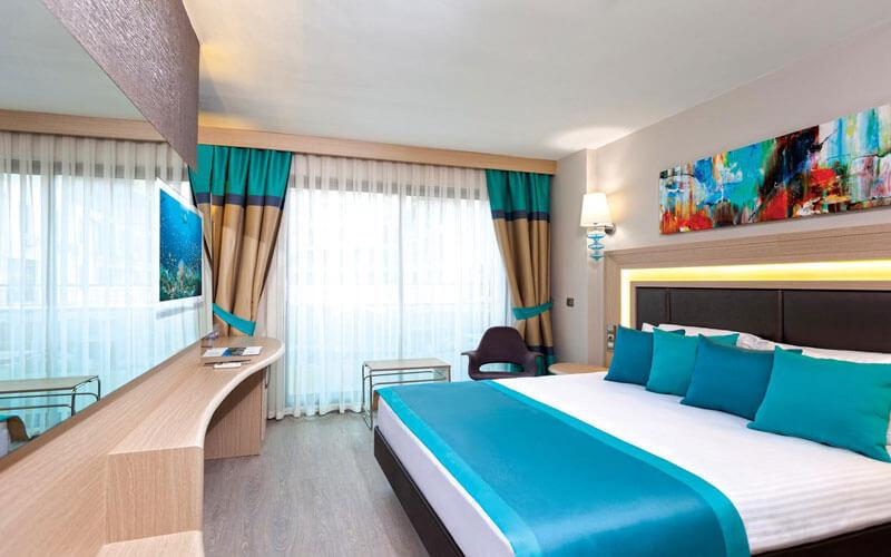 هتل کلاب فالکون آنتالیا