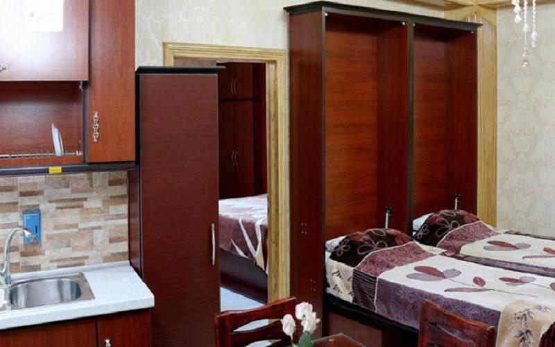 هتل آپارتمان صبوری رشت