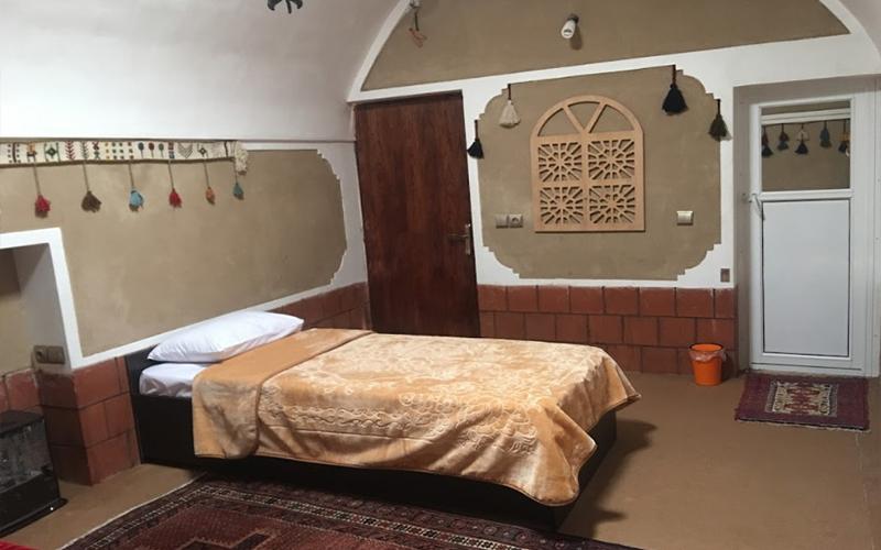 اقامتگاه بومگردی بیراهه کویر مصر