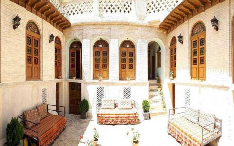 اقامتگاه سنتی سپهری شیراز