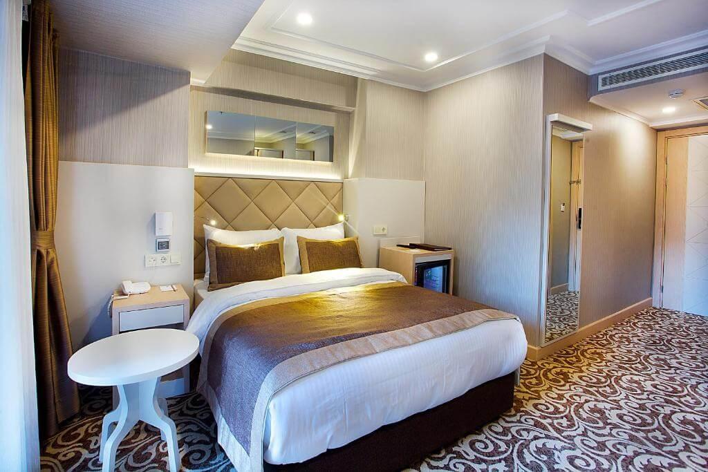 هتل Alpinn Hotel Istanbul