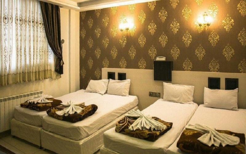 هتل آپارتمان ماریشان مشهد