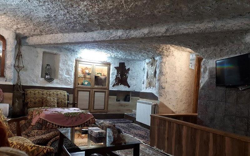 هتل عمارت سنگی کندوان تبریز
