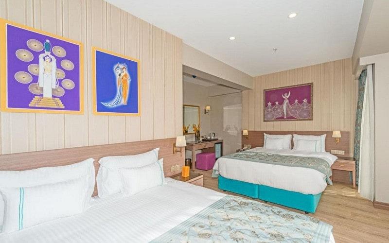 هتل Taximist Hotel Istanbul