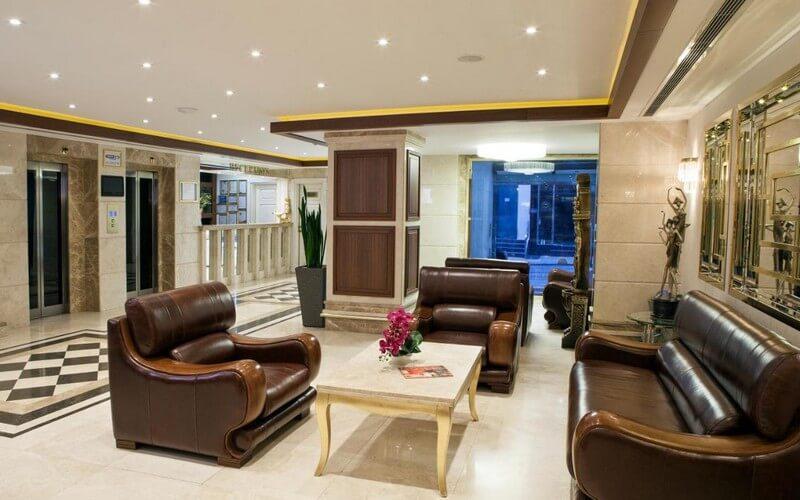 هتل Grand Asiyan Istanbul