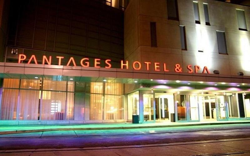 هتل آندور هاوس تورنتو