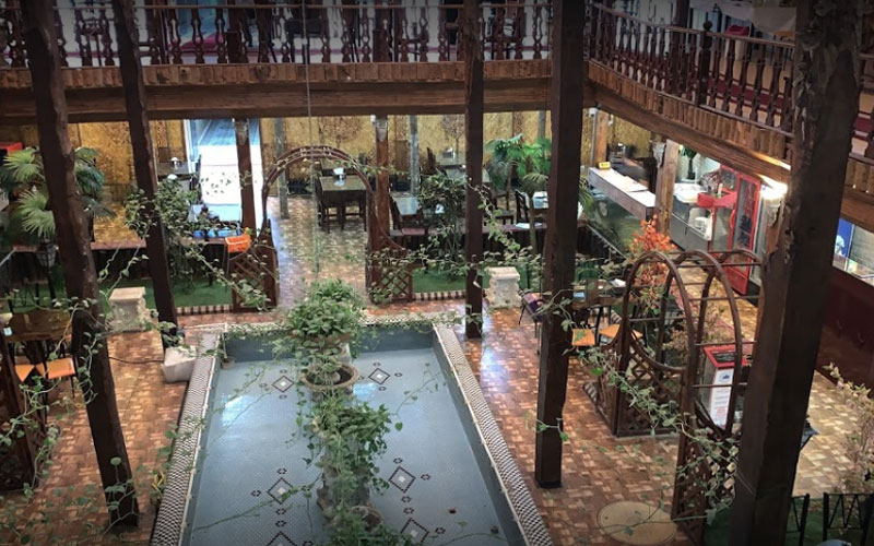هتل امیرکبیر تهران