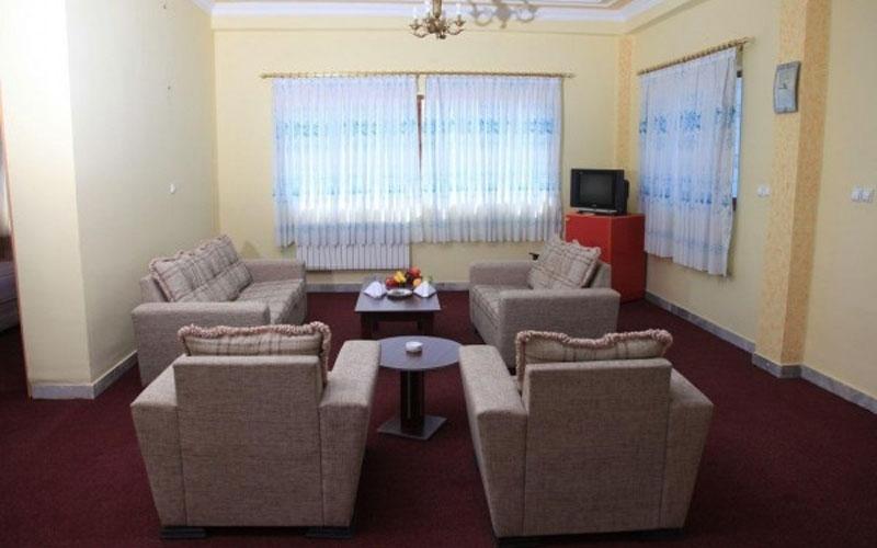 هتل بزرگ ملکشاه رامسر