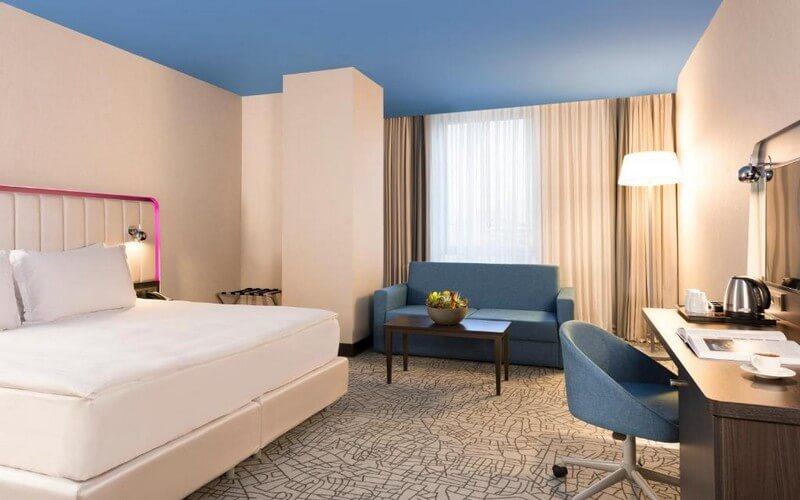 هتل Park Inn by Radisson Atasehir Istanbul