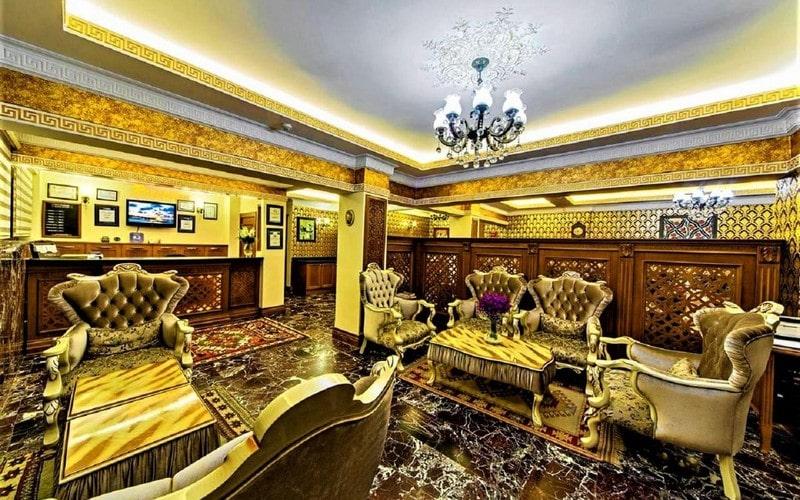 هتل Lausos Hotel Sultanahmet Istanbul